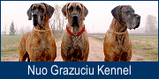 «Nuo Grazuciu» Kennel
