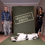 Photo Artist in Moscow